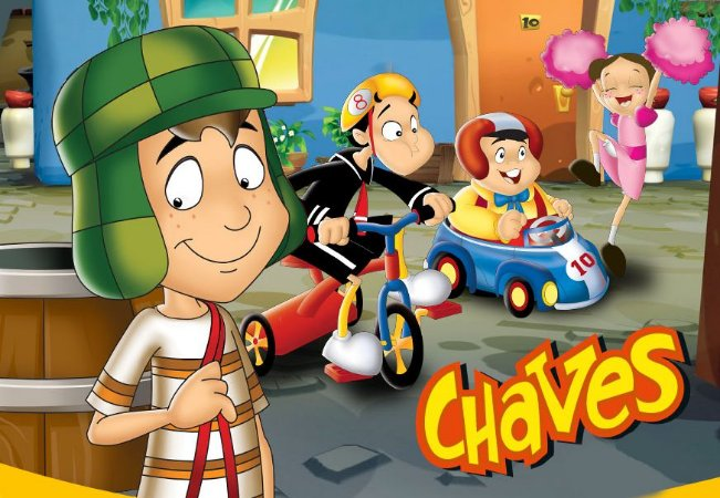 CHAVES A4