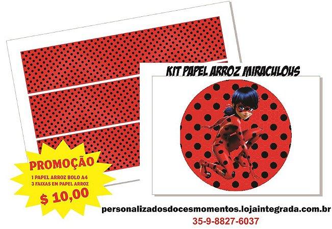 kit faixas miraculous