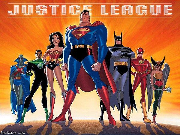 A liga justiça 01 A4