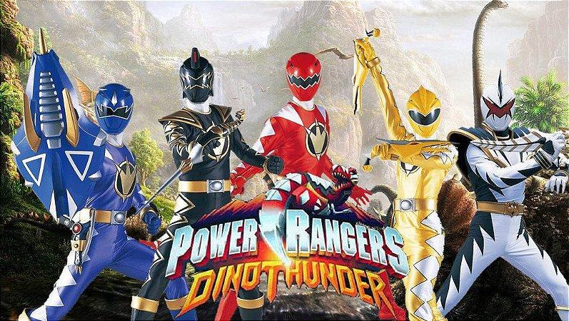 POWER RANGERS 02 A4