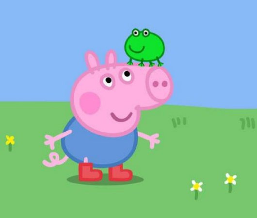 GEORGE PIG 02 A4