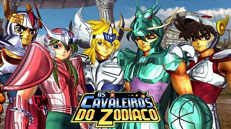 CAVALEIROS DO ZODIACO 02 A4