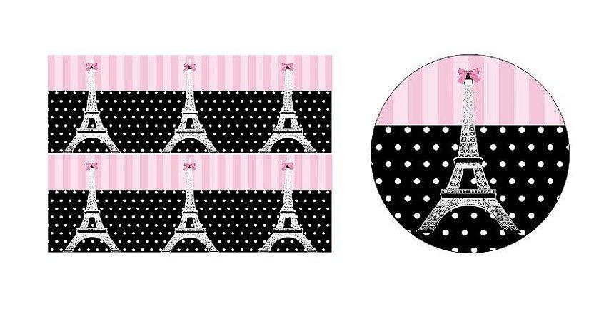 KIT PARIS+2 FAIXAS 9CM
