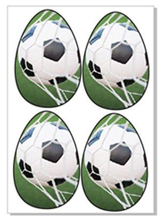 papel ovo páscoa futebol 02- 250grs