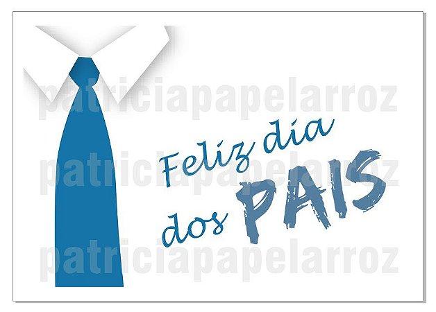 FELIZ DIA DOS PAIS 01 A4