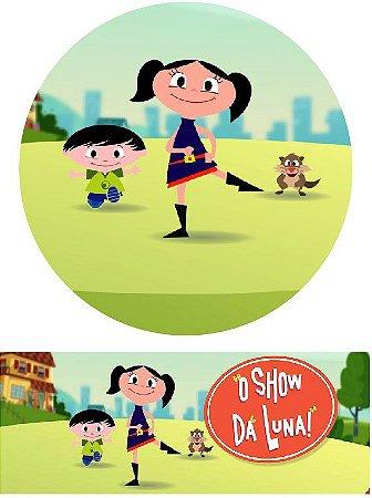 KIT ECONOMICO SHOW DA LUNA+1 FAIXA