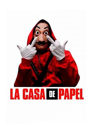 LA CASA DE PAPEL 02 A4