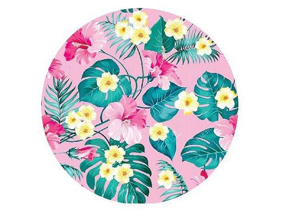 floral tropical 03