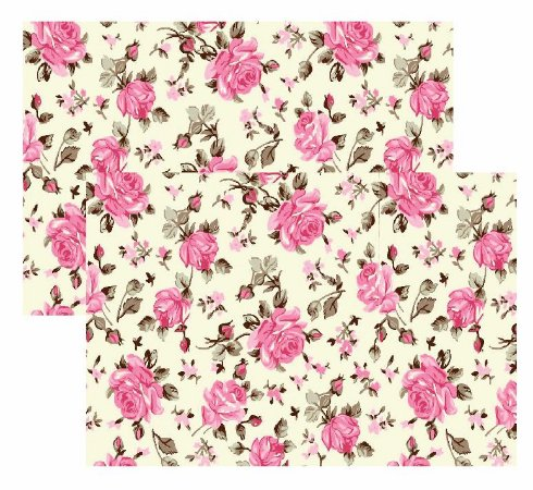 KIT ENVELOPADO FLORAL 03 A4