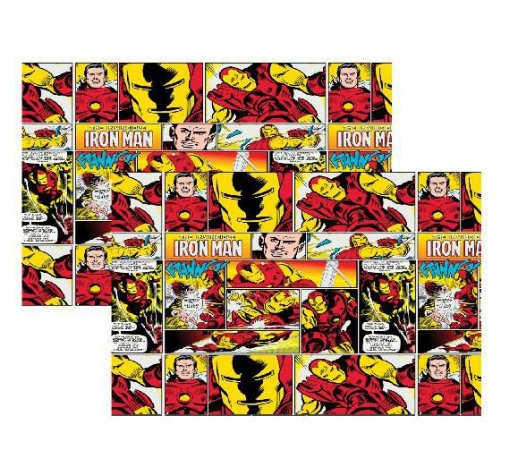 KIT  MARVEL  ENVELOPADO 01 A4