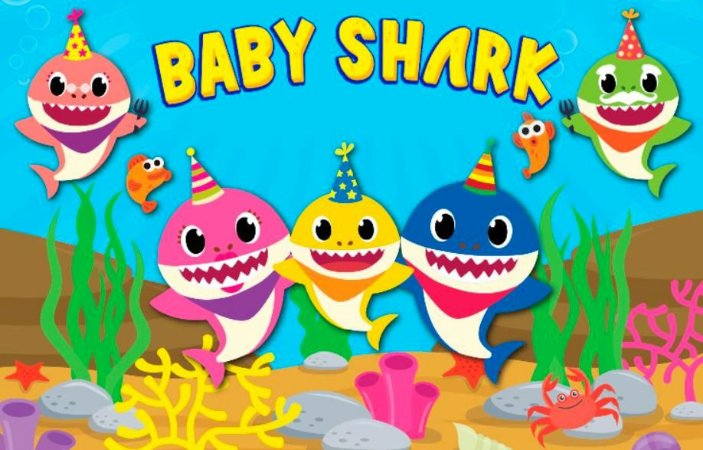 BABY SHARK 02 A4