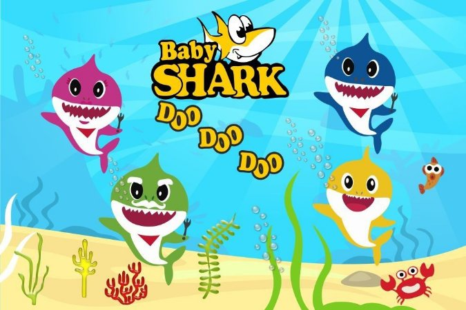 BABY SHARK 03 A4