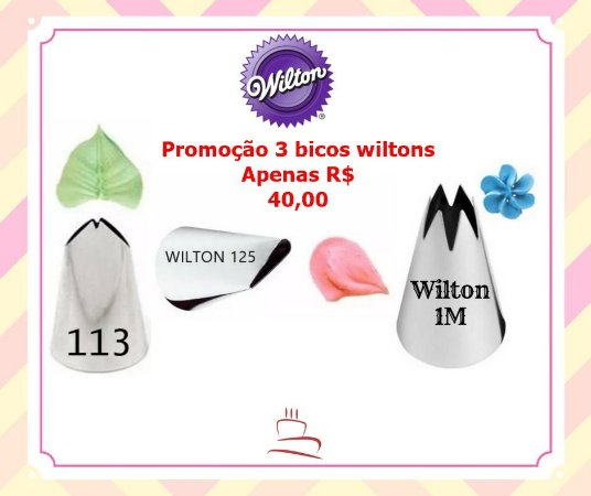 KIT BICO WILTON COM 3