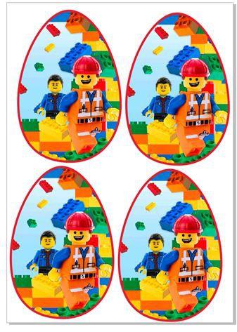 OVO COLHER LEGO