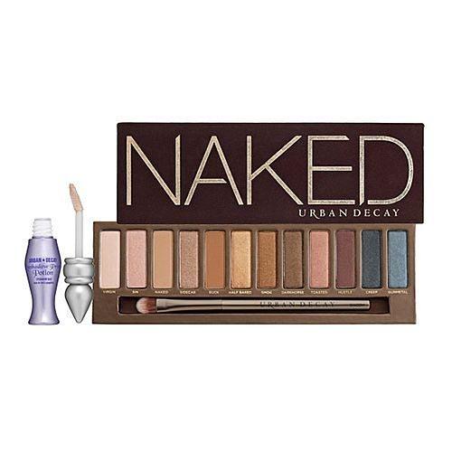 Estojo de Sombras Naked Palette - PRODUTO SOB ENCOMENDA