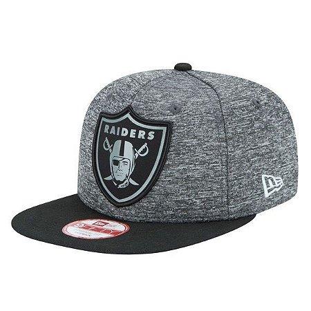 Boné Oakland Raiders 950 Snapback Gray Collection - New Era
