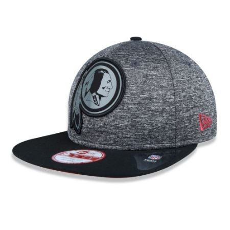 Boné Washington Redskins 950 Snapback Gray Collection - New Era