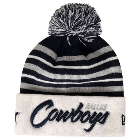 Gorro Touca Dallas Cowboys Snow Stripe - New Era