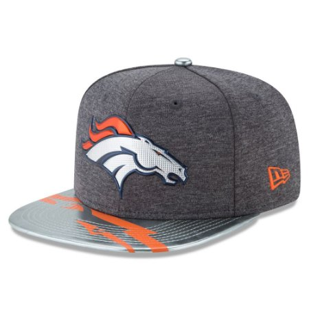 Boné Denver Broncos DRAFT 2017 Spotlight Snapback - New Era