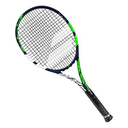 Raquete de Tenis Babolat Boost Drive Strung 260g Marinho