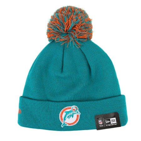 Gorro Touca Miami Dolphins Big Team Super Bowl - New Era