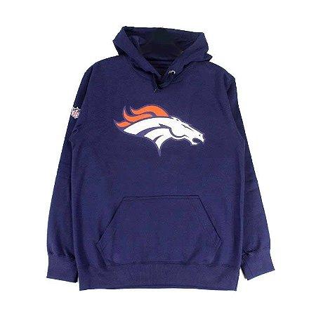 Casaco Moletom Denver Broncos Logo - New Era