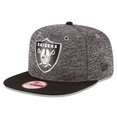 Boné Oakland Raiders Draft 2016 Shadow Tech 950 - New Era