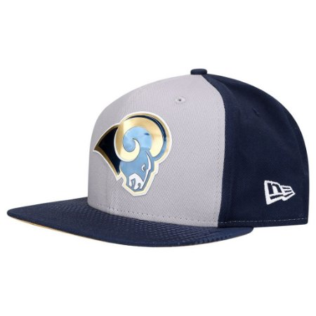Boné Los Angeles Rams DRAFT Collection 950 Snapback - New Era