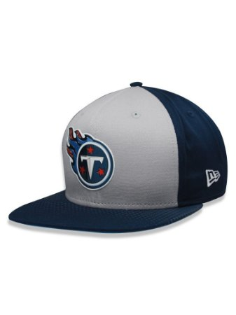 Boné Tennessee Titans DRAFT Collection 950 Snapback - New Era