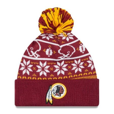 Gorro Touca Washington Redskins Sweater Chill - New Era