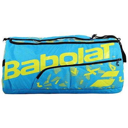 Raqueteira de Tenis Babolat Duffle Bag XL Grande Azul