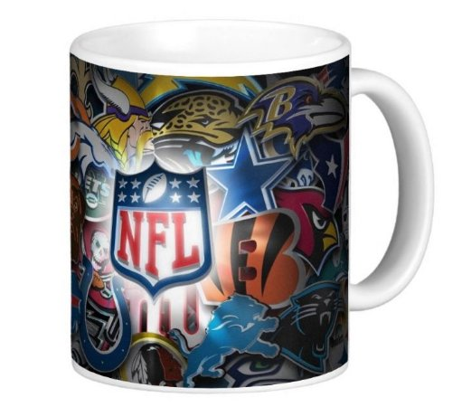 Caneca NFL Times