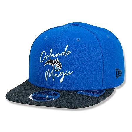 Boné New Era Orlando Magic 950 Core Color Block MLB Aba Reta