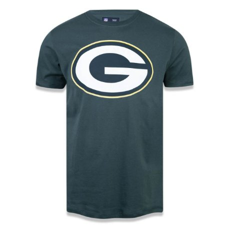 Camiseta Green Bay Packers Verde - New Era