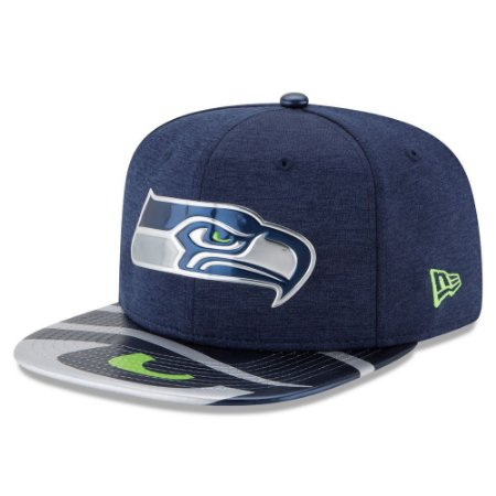 Boné Seattle Seahawks DRAFT 2017 On Stage Snapback - New Era