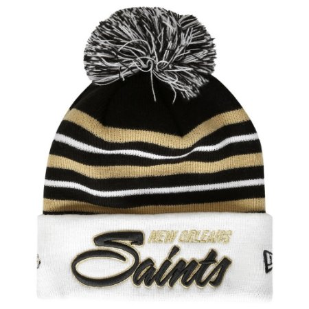 Gorro Touca New Orleans Saints Snow Stripe - New Era