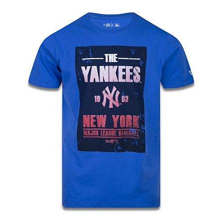 Camiseta New Era New York Yankees MLB Street Life Lamb