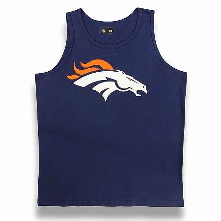 Regata Denver Broncos Azul - New Era
