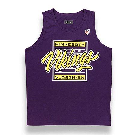 Regata Minnesota Vikings Yards - New Era