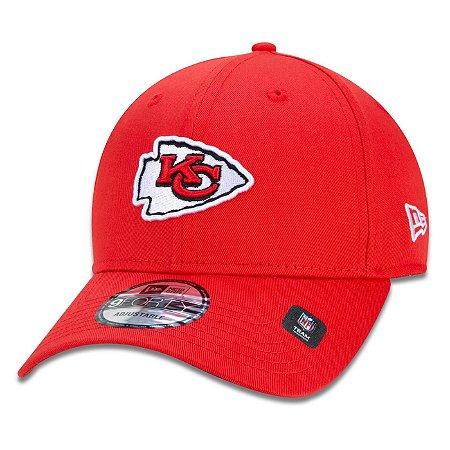 Boné New Era Kansas City Chiefs 940 Sport Special Aba Curva