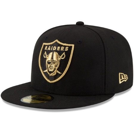 2bc1547047649 Boné Oakland Raiders 5950 Golden Logo - New Era - FIRST DOWN ...