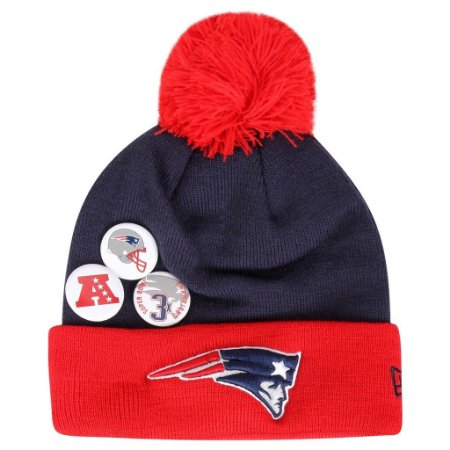 Gorro New England Patriots NFL Status Pin - New Era