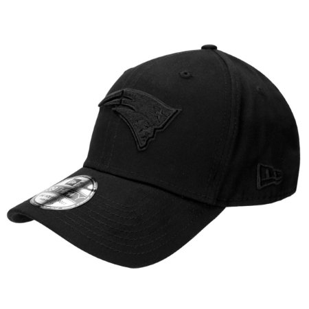 Boné New England Patriots 3930 Black on Black - New Era