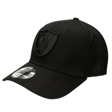 Boné Oakland Raiders 3930 Black on Black - New Era