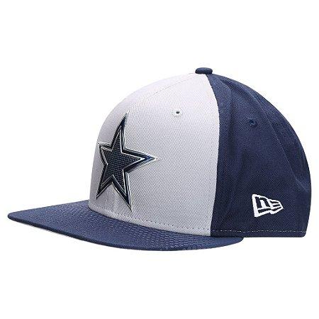Boné Dallas Cowboys DRAFT Collection 950 Snapback - New Era