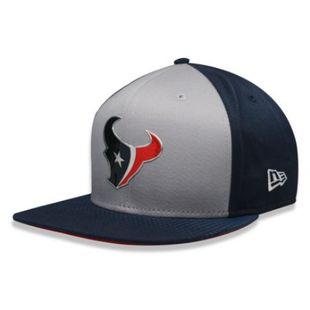 Boné Houston Texans DRAFT Collection 950 Snapback - New Era