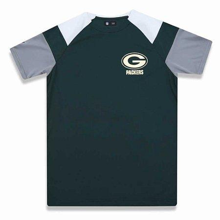 Camiseta Green Bay Packers Reglan SuperBowl - New Era - FIRST DOWN ... 19f14a5426d