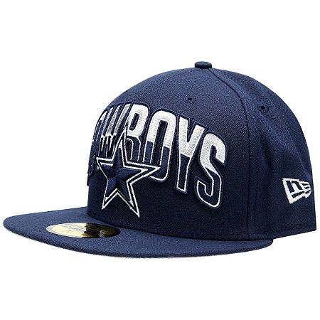 Boné Dallas Cowboys DRAFT 5950 NFL - New Era