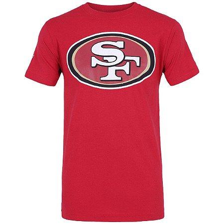 Camiseta San Francisco 49ers NFL Vermelha - New Era