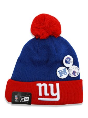 Gorro New York Giants NFL Status Pin - New Era